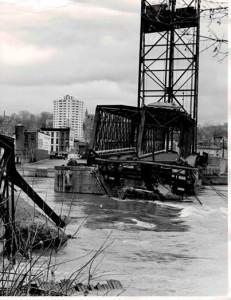 Green Island Bridge Collapse March 15, 1977