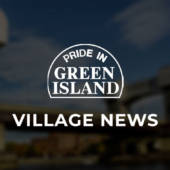 UPDATE: Paving to cause detours and possible long delays; best to avoid the area around the Green Island Bridge on Monday
